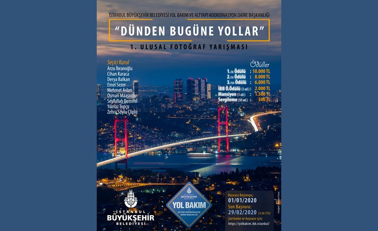 İstanbul'un Yolları Karelerde Yarışacak