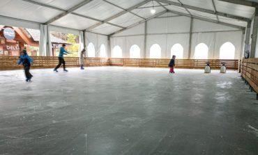Kemerburgaz Doğal Buz Pisti, Kayakseverleri Bekliyor