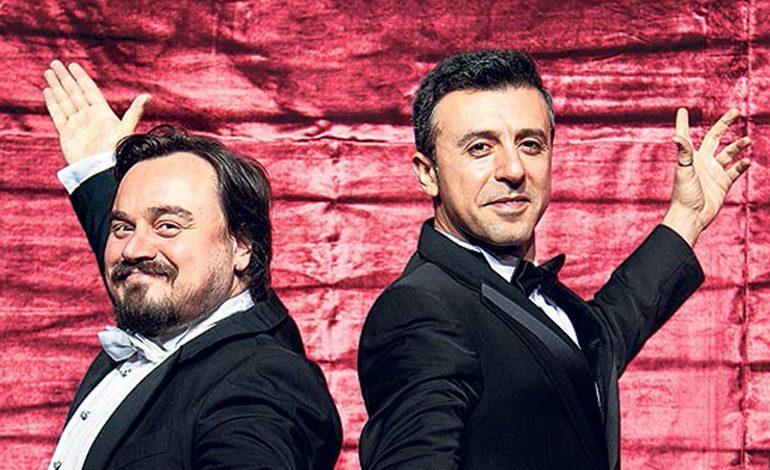 Müzikal Düello Two Turkish Tenors 30 Aralık Pazartesi Trump Sahne'de