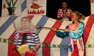 Çocuklar termometre yapıyor, ücretsiz tiyatro izliyor, 7-8 Aralık