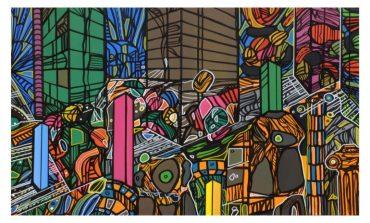 'Düzenin Sınırları' sergisi Trump Art Gallery'de , 01 – 31 Aralık