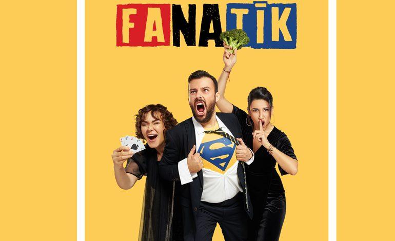 """Bir Aile Komedisi """"Fanatik"""", 27 Ocak'ta Kadıköy Halk Eğitim Merkezi'nde!"""