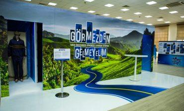 Görmezden Gelmeyelim Sergisi 21 Ocak-8 Şubat Tarihleri Arasında İstanbul Sabiha Gökçen Uluslararası Havalimanı'nda