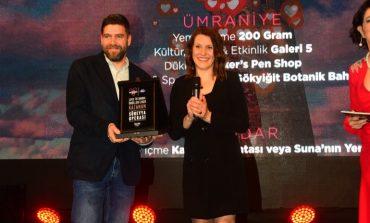 Time Out İstanbul'dan Süreyya Operası'na Ödül
