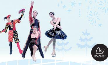 """Dünyaca Ünlü Buz Sirki """"Moscow Ice Circus"""" Metropol İstanbul'a Geliyor!"""