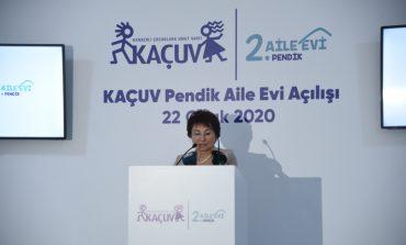 KAÇUV'un II. Aile Evi Pendik'te Açıldı