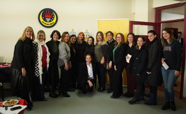 Geleceğe Dokunun Anneler (GEDA) Projesi