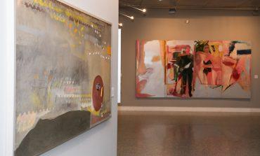 """Tomur Atagök """"Döngüsel İzler"""" ile Kibele Sanat Galerisi'nde"""