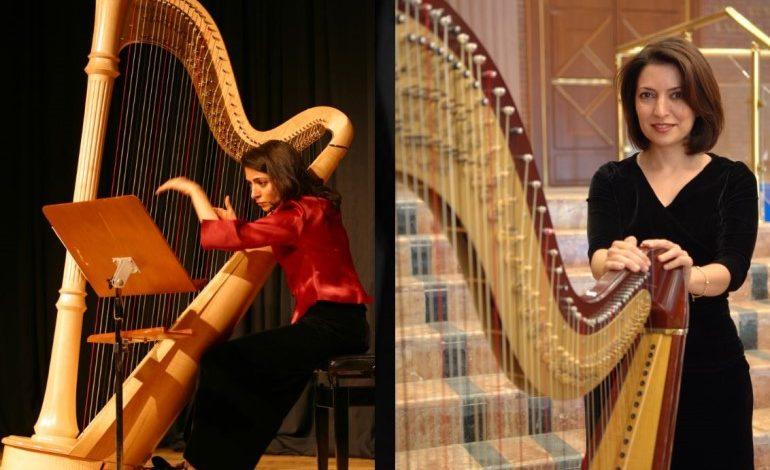 Ceren Necoğlu İstanbul Uluslararası Arp Festivali Ödül Töreni ve Kapanış Konseri 19 Ocak'ta CRR'de!