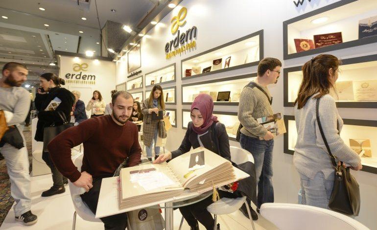 2020 Evlilik Hazırlıkları ve Düğün Ekipmanları Fuarı', 17-19 Ocak'ta İstanbul Lütfi Kırdar'da