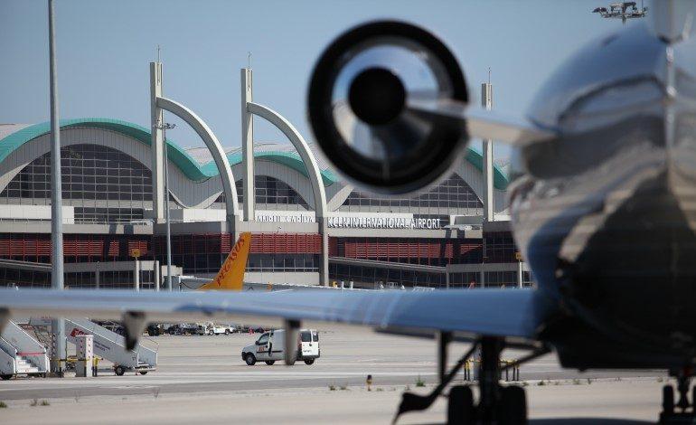 """İstanbul Sabiha Gökçen Uluslararası Havalimanı Terminal Binasına, ABD'den """"Yeşil Bina Sertifikası"""" Verildi"""