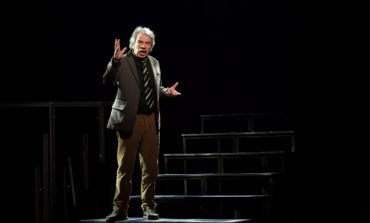 Selçuk Yöntem'in 'Benim Adım Feuerbach' adlı oyunu 18 Ocak'ta Trump Sahne'de