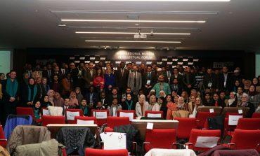 Uluslararası Müslüman Entelektüeller İbn Haldun Üniversitesi'nde buluştu