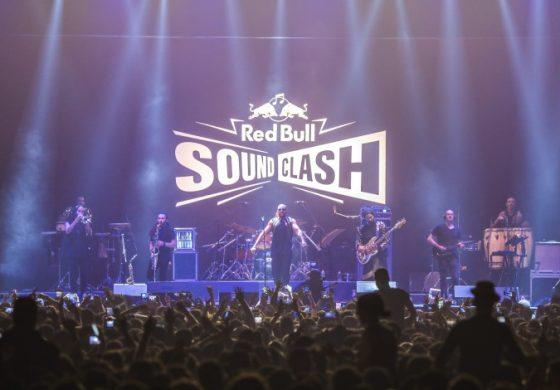 Türkiye'nin en büyük müzik çarpışması Red Bull SoundClash 17 Nisan'da