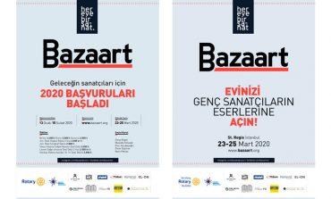 """Bazaart Projesi """"Her Eve Bir Sanat"""" Misyonu İle Sanatseverleri 10. Yılında Bir Araya Getiriyor"""