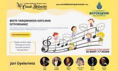"""İstanbul Büyükşehir Belediyesi """"Ulusal Çocuk Besteciler'' yarışması düzenliyor!"""