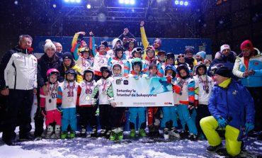Koç Spor Fest'in Kış Oyunları Şampiyonları Belli Oldu