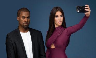 Kim Kardashian ve eşi Kanye West, Sevgililer Günü İçin Madame Tussauds İstanbul'da!