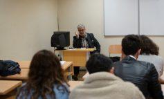 Mehmet Yaşin'den Gastronomi Yazarlığı Dersi