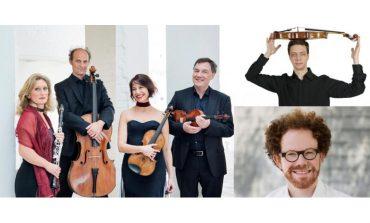 Boğaziçi Üniversitesi Albert Long Hall Klasik Müzik Konserleri'nde Bahar Dönemi 12 Şubat'ta başlıyor!