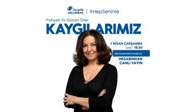 #HepSeninle Canlı Yayınları Dr.Gülcan Özer ile Devam Ediyor