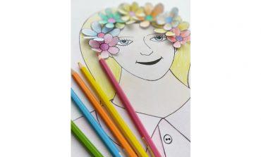 Çocuklar için sanat 'Canım Annem' Resim Atölyesi , 7 Mart Cumartesi