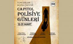 """Türkiye'nin İlk """"Polisiye Günleri"""" Capitol'de!"""