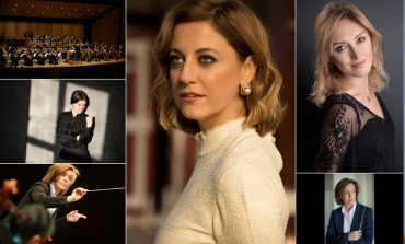 Cemal Reşit Rey Konser Salonu Kadınlar Günü Konserleri