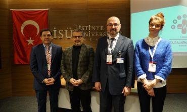 """""""İSÜ"""", Türkiye'nin ilk Dijital Hemşirelik Kongresini düzenledi"""