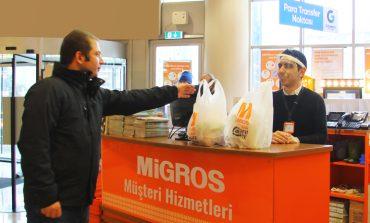 Migros, online ticarete yeni kulvar açtı