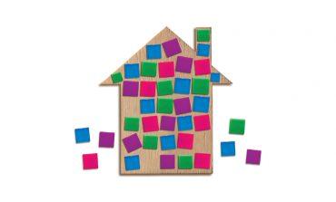 Çocuklar mozaik yapıyor, 7-8 Mart