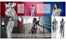 """TED Rönesans Koleji Öğrencisi Busenur, Londra Regent's Üniversitesi """"Mimari Moda Tasarımı"""" Yarışmasını Kazandı!"""