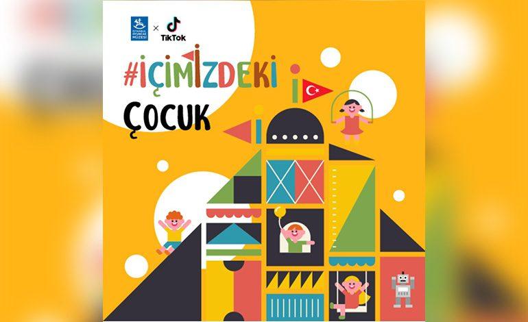 TikTok ve İstanbul Oyuncak Müzesi'nden 23 Nisan Kampanyası