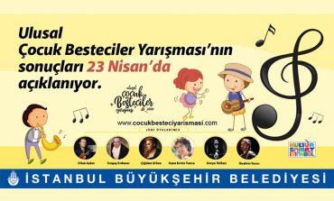 Ulusal Çocuk Besteciler Yarışması'nın Finali Canlı Yayınlanacak