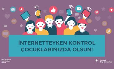 Çocuklar İnternet Kullanımında 'BİLGİ'lendiriliyor
