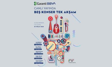 Garanti BBVA'dan Uluslararası Caz Günü'ne özel online festival!