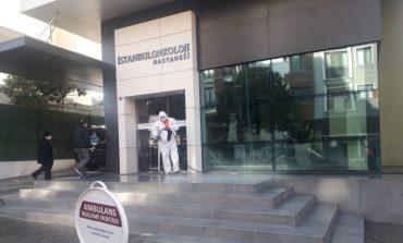 İstanbul'daki hastaneler bir kez daha temizleniyor