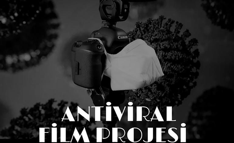 Uluslararası Antiviral Film Projesi, COVID-19 Pandemisini 19 Kısa Filmden Oluşturulacak 3 Uzun Metraj Filmle Kayıt Altına Alacak