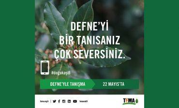 TEMA Vakfı, Uluslararası Biyoçeşitlilik Günü'nde yeni telefon uygulaması 'Doğa Kaşifi'ni tanıttı