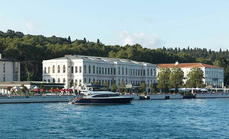 Four Seasons Hotels Istanbul En Üst Düzey Tedbirler ve Yeni Düzenlemelerle Yaz Mevsimini Misafirleri ile Karşılıyor