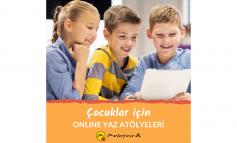 Çocuk Atölyelerinde Online Bir Platform MASTERPIECE JUNIOR