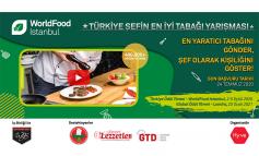 """WorldFood İstanbul ve World Gourmet Society Sunar: """"Türkiye Şefin En İyi Tabağı Yarışması"""""""