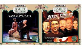 """Genco Erkal İle """"Yaşamaya Dair"""", Erkan Can, Cem Davran, Yıldıray Şahinler ve Bahtiyar Engin İle """"Alevli Günler"""" 27-28-29 Ağustos'ta Küçükçiftlik Bahçe Tiyatrosu'nda!"""