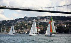 İstanbul Boğazı'nda Yelken Şöleni