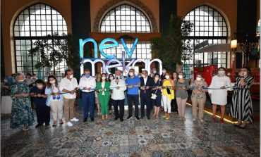 Nevmekan Bağlarbaşı'nın Yeni Galerisi Duruş Sergisi İle İstanbulluların Hizmetine Sunuldu