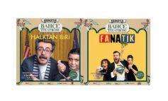 """""""Halktan Biri"""" ve """"Fanatik"""" Oyunları 7-8 Ekim Tarihlerinde Küçükçiftlik Bahçe Tiyatrosunda"""