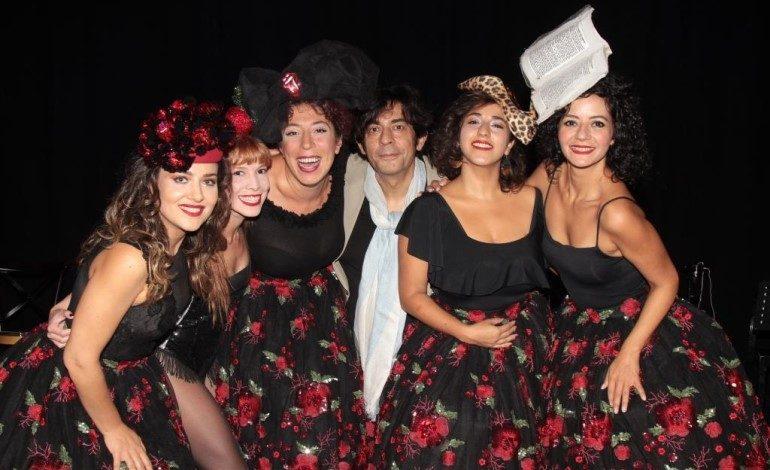 Okan Bayülgen'in 'Harem Kabare' Müzikali 31 Ekim Cumartesi Trump Sahne'de