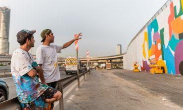 İstanbul'un Gri Duvarları Renkleniyor