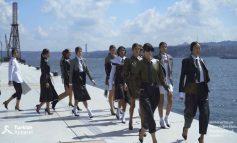 Mercedes-Benz Fashion Week Istanbul M.B.F.W.I'MACHO' by Murat Aytulum