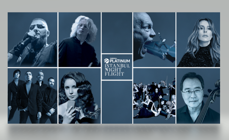 Turkcell Platinum İstanbul Night Flight Yeniden Düzenlenen Tarihleriyle Ocak Ayında Başlıyor